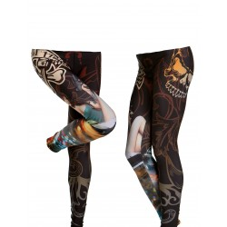 Leggins Damski Project176